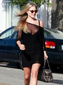 Ali Larter See Through Photo