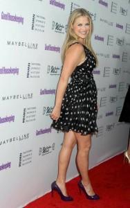 Ali Larter in dress photo
