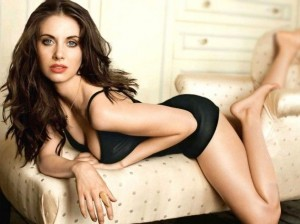 Alison Brie hot and horny