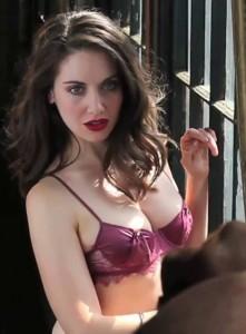 Alison Brie lingerie sexy