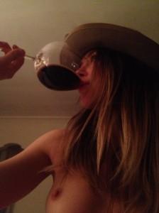 Amber Heard leaked icloud pic