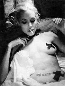 Angelina Jolie boobs