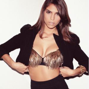 Antonella Barba sexy boobs