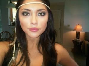 Arianny Celeste makeup