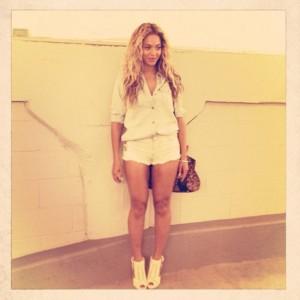 Beyoncé Knowles instagram