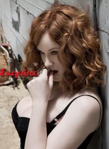 Christina Hendricks boobs
