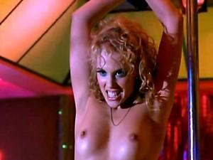 Elizabeth Berkley naked hot