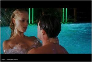 Elizabeth Berkley pool sex scene