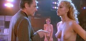 Elizabeth Berkley showgirls sex scene