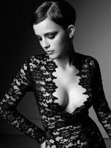 Emma Watson nipple slip moment