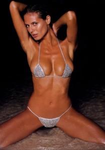 Heidi Klum leaked bikini 1
