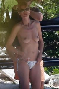 Heidi Klum leaked hot
