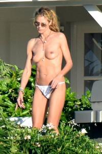 Heidi Klum leaked naked