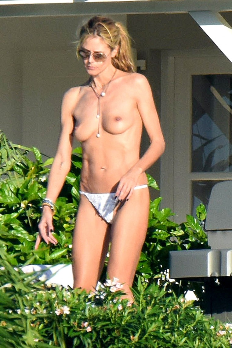 Heidi klum wet naked, slutload mature sex