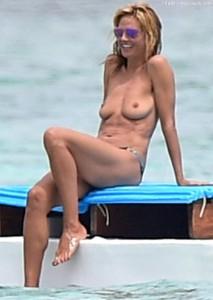 Heidi Klum leaked nude