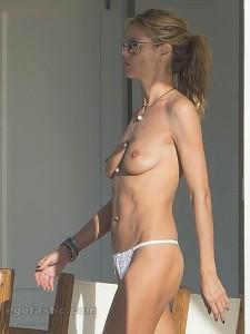 Heidi Klum leaked photo