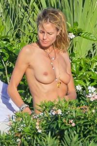 Heidi Klum leaked private