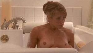 Jenna Lewis in bath