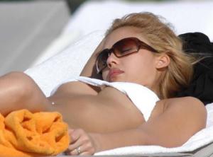 Jessica Alba paparazzi hot pic