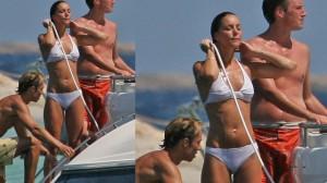 Kate Middleton bikini cameltoe