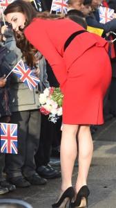Kate Middleton sexy ass