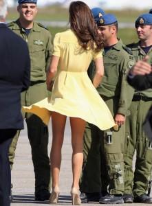 Kate Middleton sexy legs pic