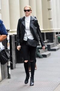 Kate Upton at street