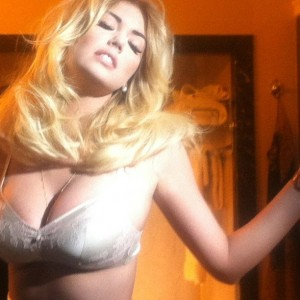 Kate Upton sexy lingerie