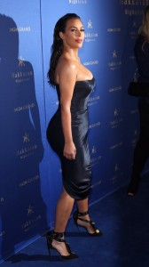 Kim Kardashian paparazzi bra