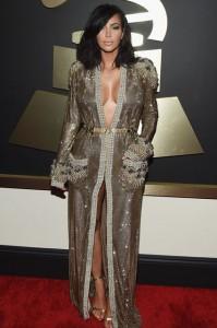 Kim Kardashian paparazzi red carpet
