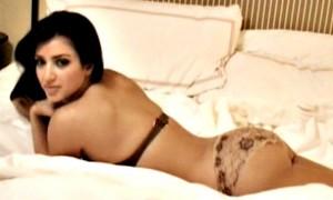 Kim Kardashian st lingerie