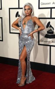 Lady Gaga sexy on grammy
