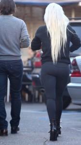 Lady Gaga sweet booty