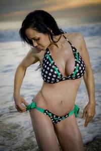 Nadya Suleman sexy bikini
