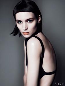 Rooney Mara for vogue hot