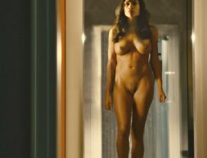 Rosario Dawson fully nude