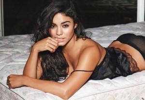 Vanessa Hudgens in sexy lingerie