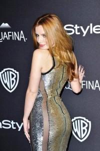 Bella Thorne sexy back