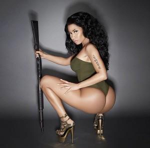 Nicki Minaj sexy booty