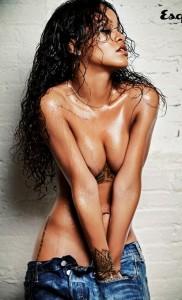 Rihanna for esquire
