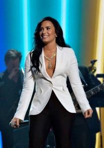 Demi Lovato at Grammy 2016