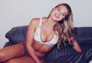 Iskra Lawrence hot and sexy nip slip