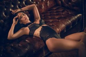 Megan Fox hot lingerie