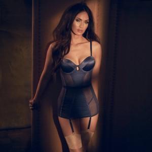 Megan Fox in sexy lingerie