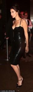 Bella Hadid at night club