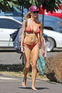 charlotte-mckinney-sexy-slim-bikini