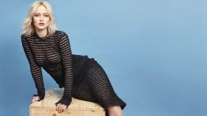 Jennifer Lawrence hot photoshoot