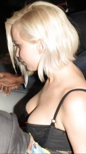 Jennifer Lawrence paparazzi bra