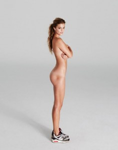 Nina Agdal fully nude