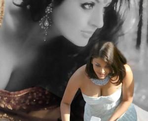 Aishwarya Rai boobs